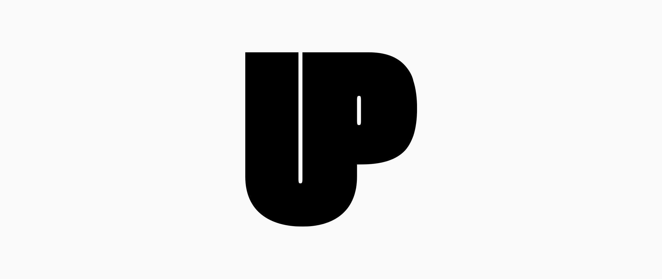 Logo de UP